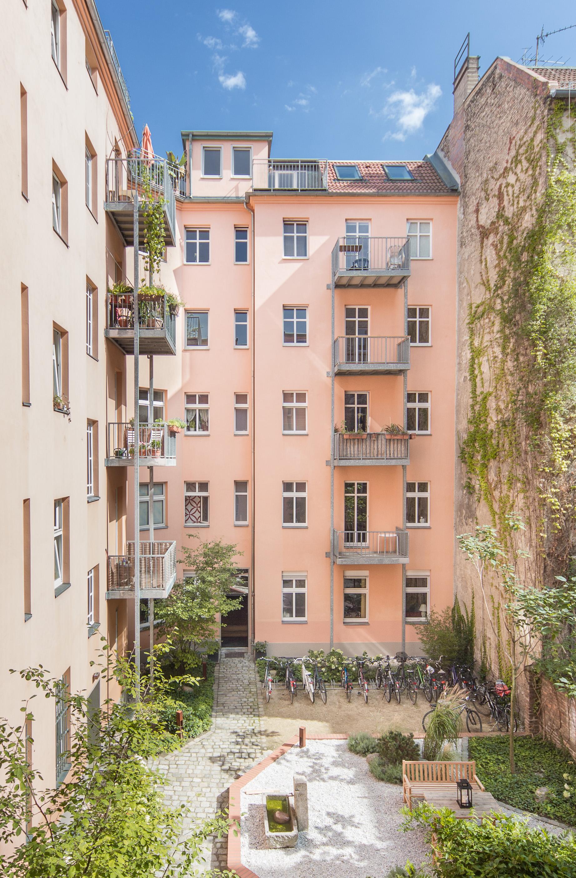 wohnung 10 pohl prym eigentumswohnungen lychener 26 berlin prenzlauer berg. Black Bedroom Furniture Sets. Home Design Ideas